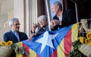 Ramón Cotarelo y la ÇEstelada